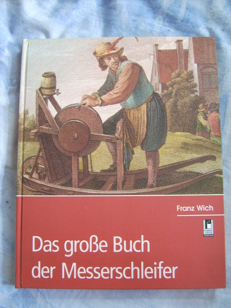 Buch Messerschleifer